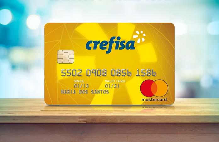 Cartão de crédito Crefisa
