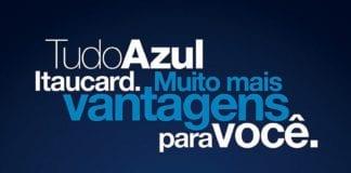 Folder do cartão TudoAzul