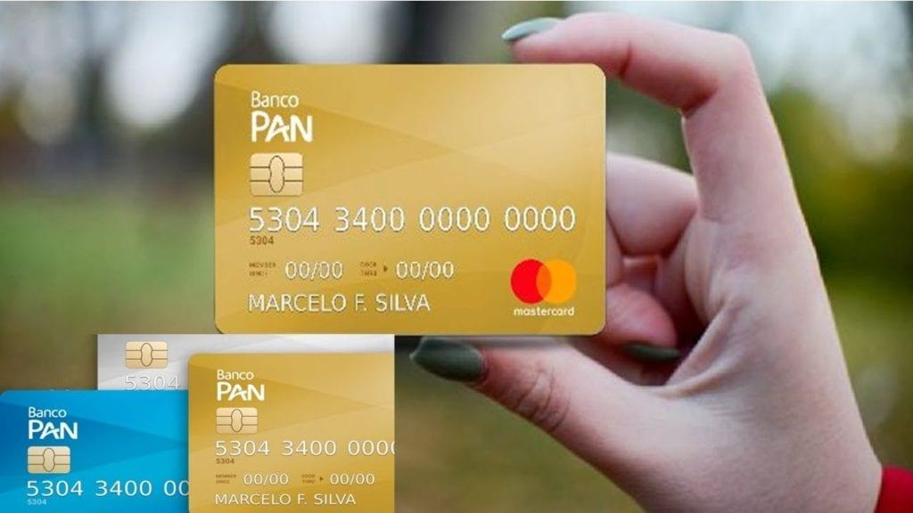 Cartão de crédito do banco pan