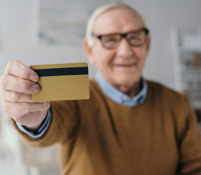 cartão de crédito para aposentado