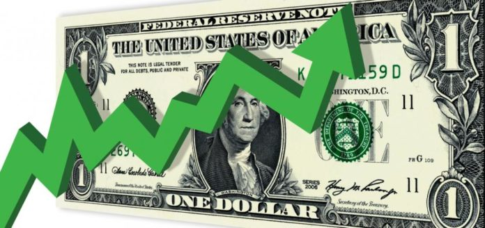 alta do dolar