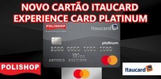Cartão itau polishop