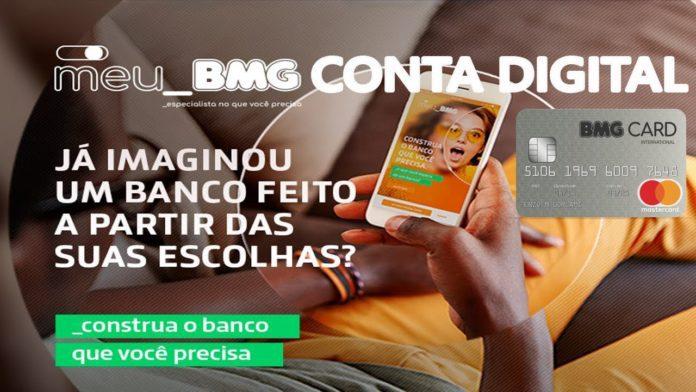 Conta Digital do BMG