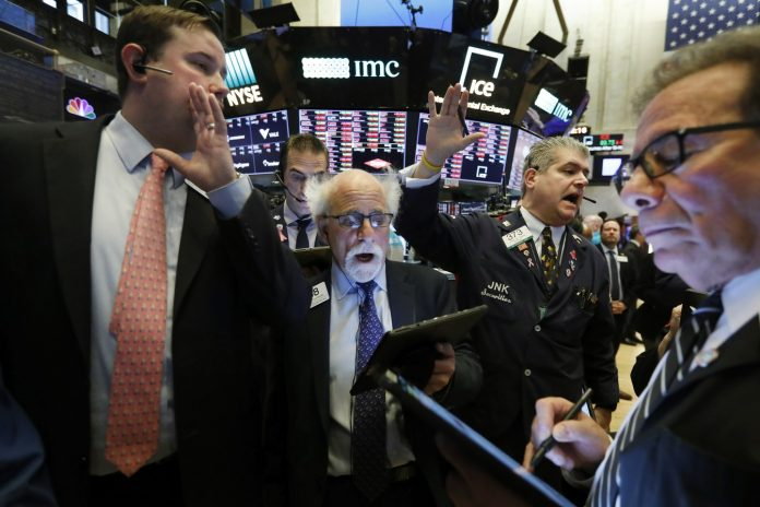 queda da bolsa de valores
