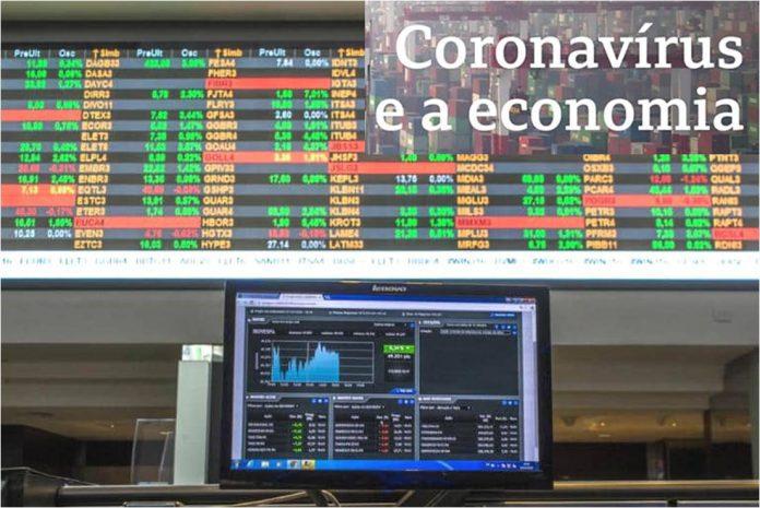 corona virus e a economia
