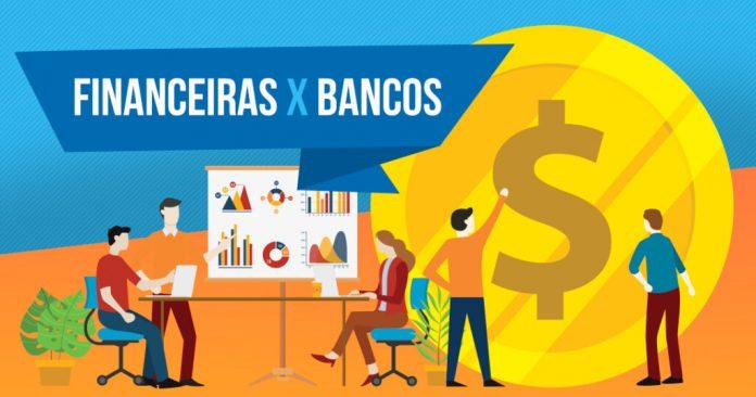 Empréstimo com banco ou Financeira: Veja as vantagens e desvantagens