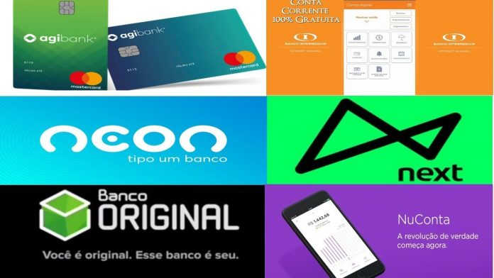 Conta Digital: Veja as principais Contas Digitais do mercado