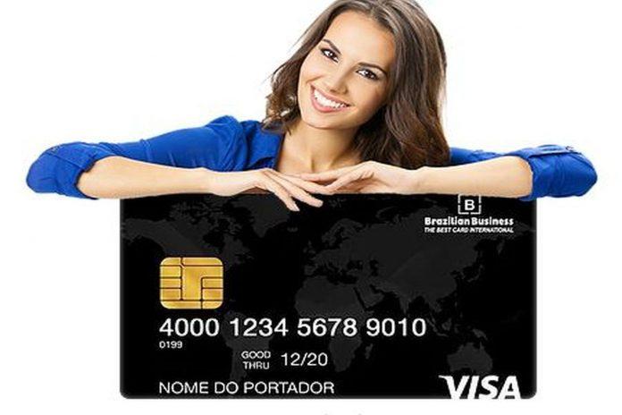 Cartão Brazilian Business Bank - BBB Visa