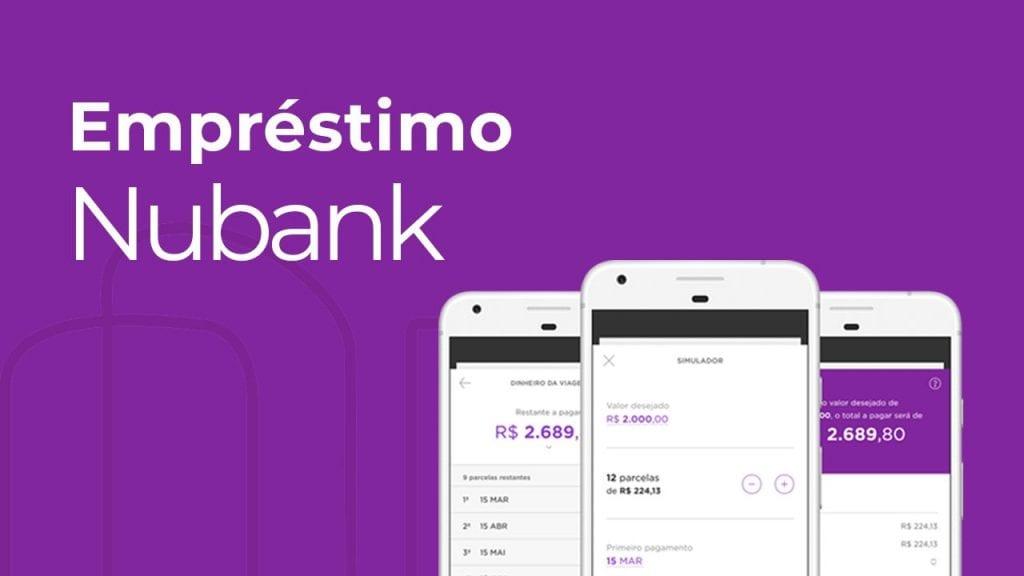 Como pegar empréstimo com o Nubank