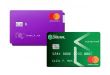 Cartão de crédito Original x Nubank: qual a melhor opção