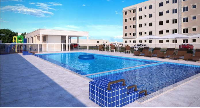 Gran Vitta piscina