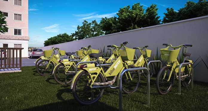 Mata dos Canários bicicletas