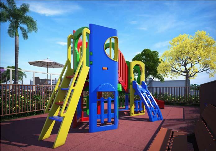 Parque da Vinci play ground