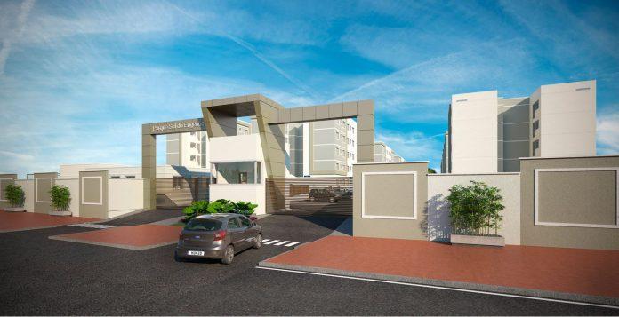 fachada do condominio reserva solare