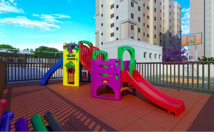 Bela Alvorada playground