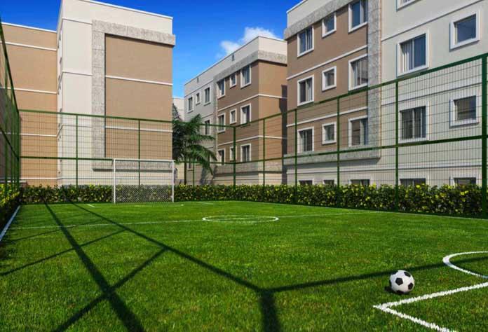 Parque Alameda Real quadra