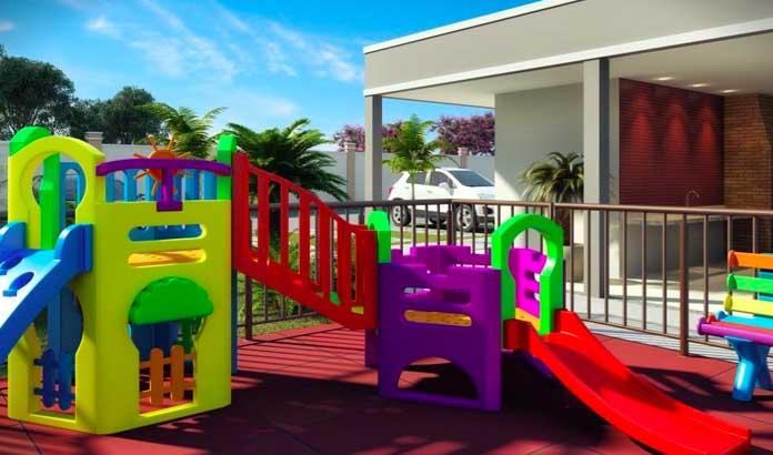 Parque Alameda da Costa playground
