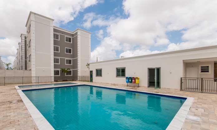 Parque Flórida piscina