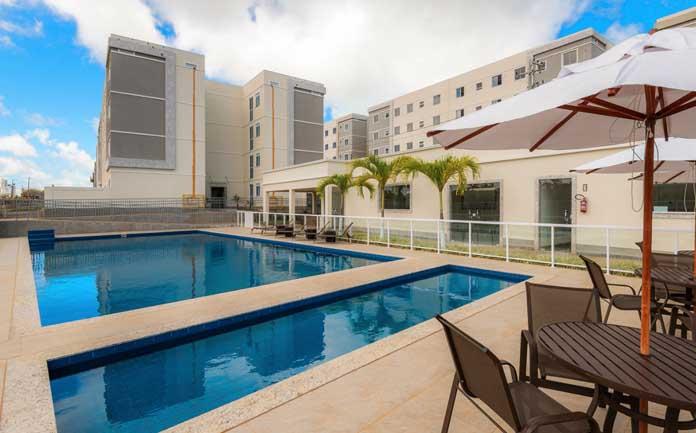 Parque Jardim da Costa piscina