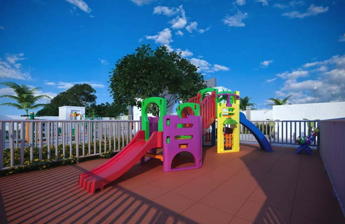 Marville Residence playground