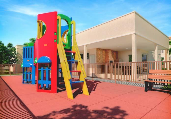 Terrazzo Horizonte playground
