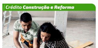 Crédito para construção e reforma Sicredi